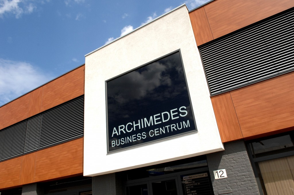 Renovatie Archimedes Business Centrum