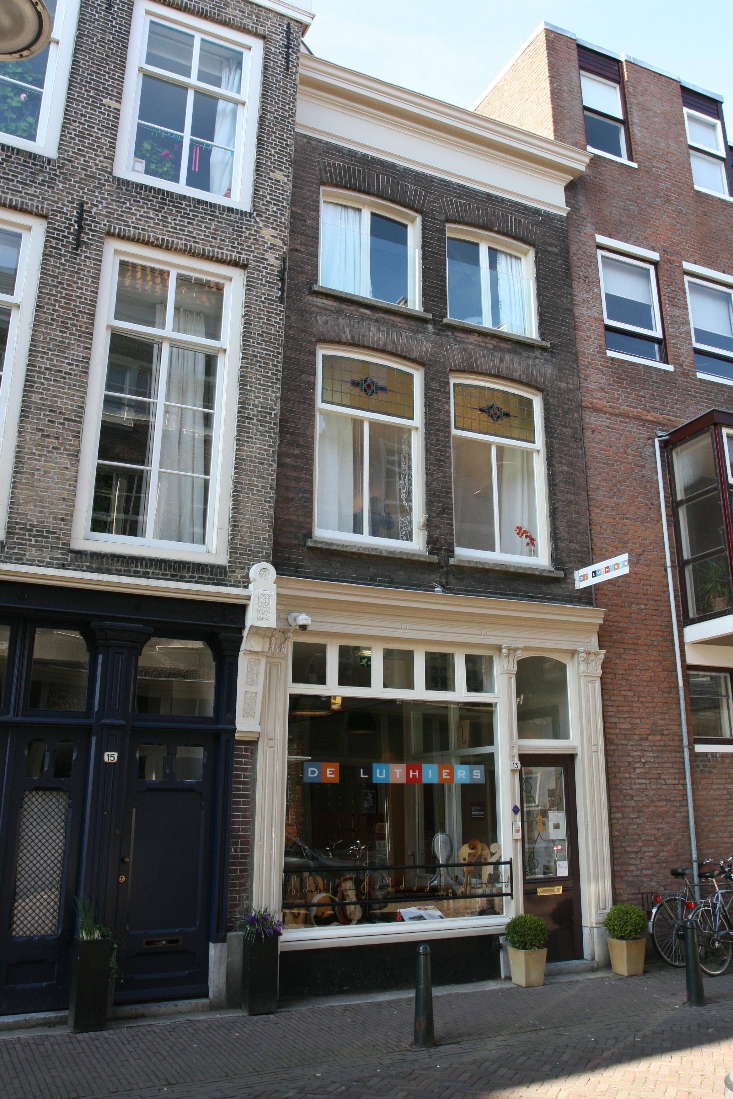 Renovatie / Restauratie Voorstraat 13