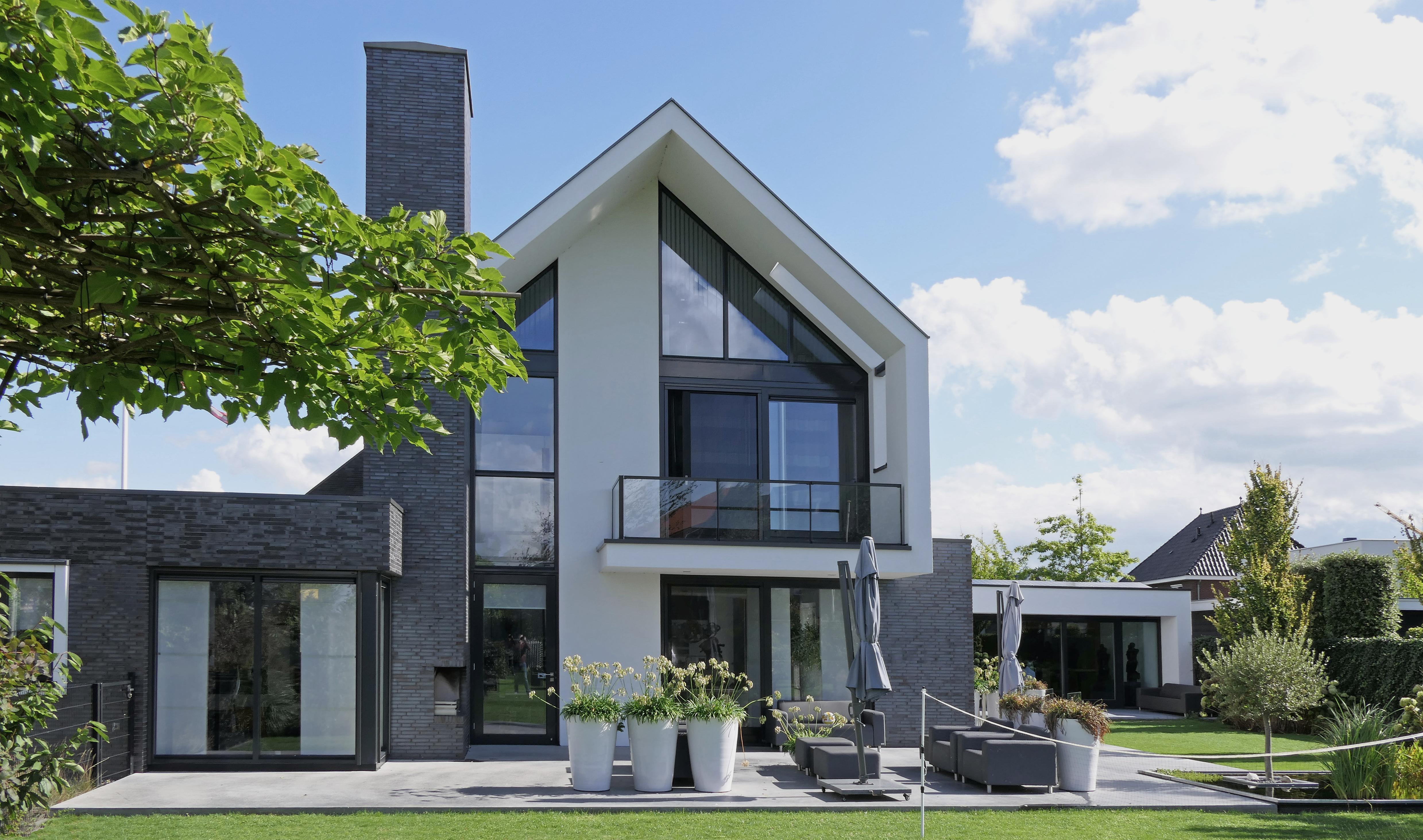 Stijl architectuur - Ontwerp - Villa Klink